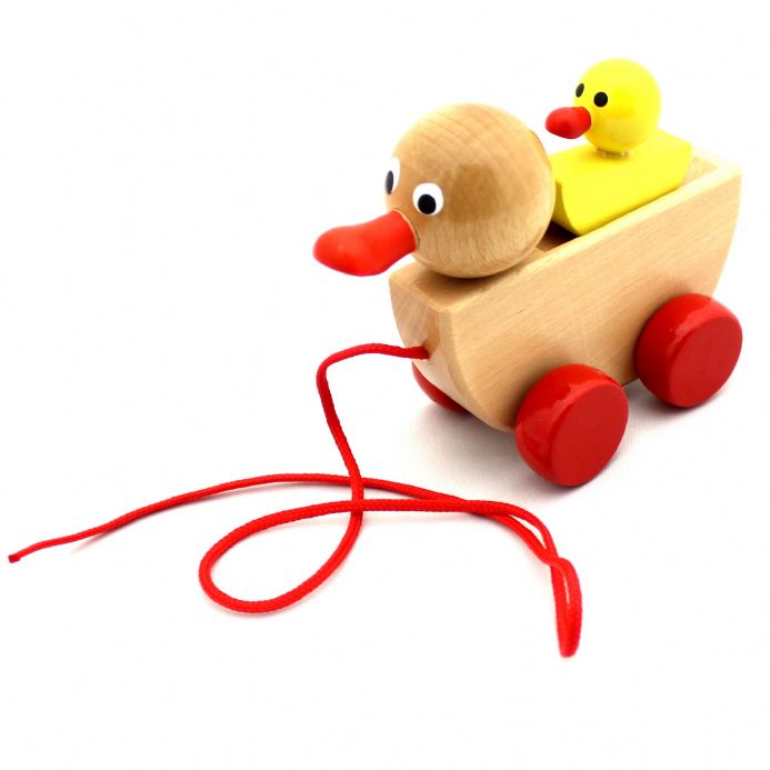 Rocking Duckling|Traditional Toys|Wooden Toys| Ducks|animal Toys| Gifts for Children